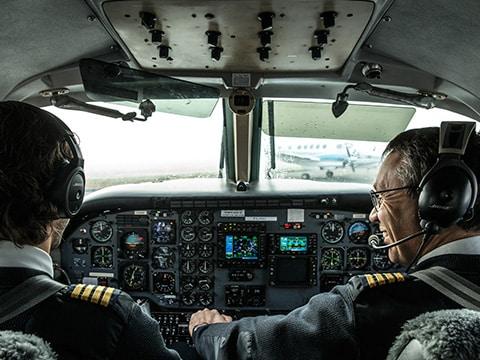 École de pilotage - Grondair Aviation
